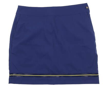 New Womens EP NY Tech Stretch Skort 2 Inky 1230NBC MSRP $89