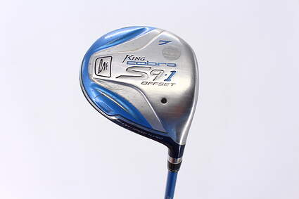 Cobra S9-1 Womens Fairway Wood 7 Wood 7W Graphite Design Tour AD 45 Graphite Ladies Right Handed 39.0in