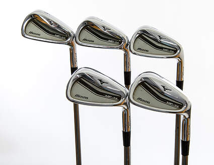 Mizuno MP-54 Iron Set 6-PW UST Mamiya Recoil 110 F4 Graphite Stiff Right Handed 38.5in