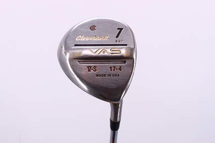 Cleveland Vas Fairway Wood 7 Wood 7W 22° Stock Steel Shaft Steel Stiff Right Handed 41.5in