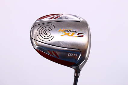 Cleveland Hibore XLS Driver 10.5° Cleveland Fujikura Fit-On Red Graphite Regular Right Handed 45.5in