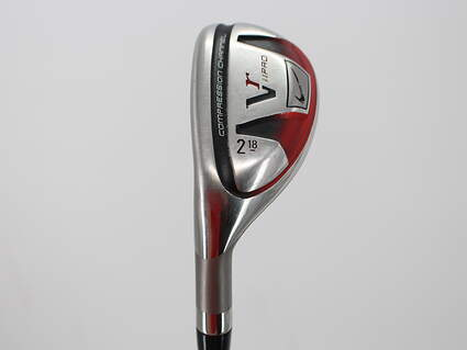 Nike Victory Red Pro Hybrid 2 Hybrid 18° Project X 6.0 Graphite Graphite Stiff Left Handed 41.0in