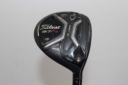 Titleist 917 F2 Fairway Wood 3 Wood 3W 15° Aldila Rogue M-AX 75 Red Graphite X-Stiff Right Handed 43.0in