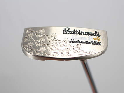 Mint Bettinardi Queen B 9 Putter Steel Right Handed 35.0in
