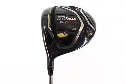 Titleist 917 D2 Driver 8.5° Aldila Rogue M-AX 65 Red Graphite Stiff Left Handed 45.0in