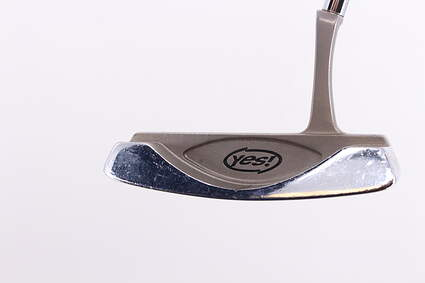 Yes Gina Putter Steel Left Handed 34.0in