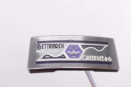 Bettinardi 2015 Queen Bee Model 6 Putter Steel Right Handed 33.0in
