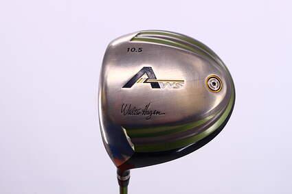 Walter Hagen AWS Driver 10.5° Aldila NV 65 Graphite Regular Left Handed 45.5in