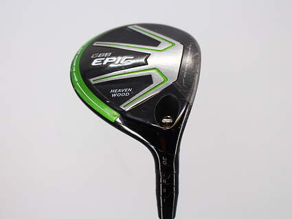 Callaway GBB Epic Fairway Wood 7 Wood Heaven Wood 20° Project X HZRDUS T800 Green 65 Graphite 5.5 Right Handed 42.25in