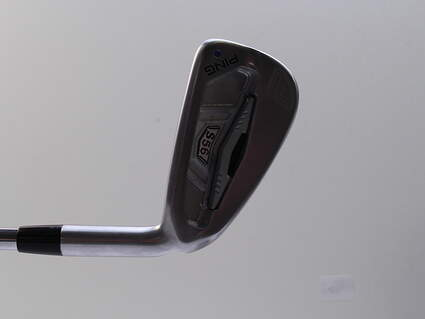 Ping S56 Single Iron 4 Iron True Temper Dynamic Gold X100 Steel X-Stiff Right Handed Purple dot 38.25in