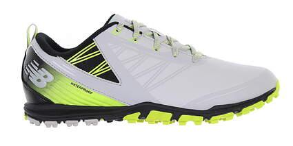 New Mens Golf Shoe New Balance Minimus SL Medium 12 Grey/Green NBG1006GRG MSRP $120