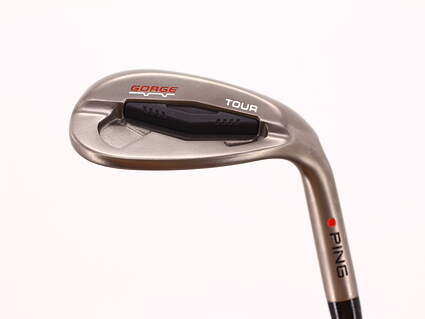Mint Ping Tour Gorge Wedge Lob LW 58° Standard Sole Ping ULT 200 Ladies Graphite Ladies Right Handed Red dot 34.5in
