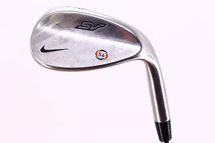 Nike SV Tour Chrome Wedge Sand SW 56° 14 Deg Bounce True Temper Steel Wedge Flex Right Handed 35.25in