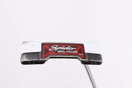 TaylorMade Spider Blade Counterbalance Putter Steel Right Handed
