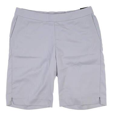 New Womens Nike Shorts Medium M Gray AJ5663-012 MSRP $75