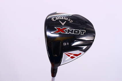 Callaway 2013 X Hot Driver 9.5° Project X PXv Graphite Stiff Left Handed 44.0in