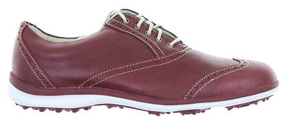 New Womens Golf Shoe Footjoy LoPro Casual Medium 9.5 Purple 97336 MSRP $110
