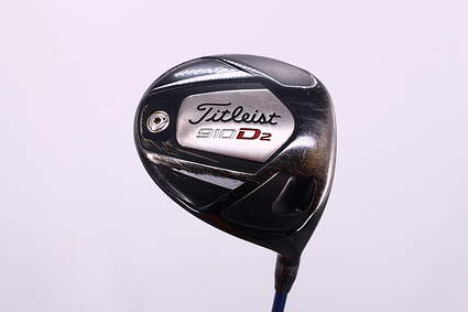 Titleist 910 D2 Driver 9.5° Project X Tour Issue 7C3 Graphite Stiff Right Handed 45.0in