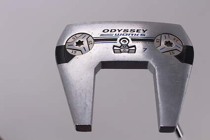 Odyssey Works Tank Cruiser 7 Putter Steel Right Handed 35.0in