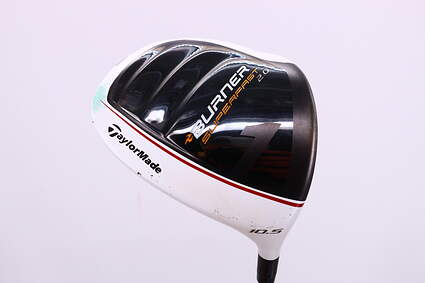 TaylorMade 2009 Burner Driver 10.5° TM Matrix Ozik Xcon 4.8 Graphite Stiff Right Handed 46.25in