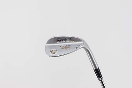 Cleveland 2012 588 Satin Wedge Sand SW 56° 14 Deg Bounce True Temper Tour Concept Steel Wedge Flex Right Handed 35.25in