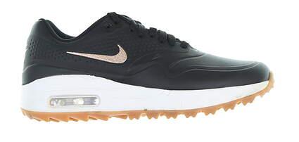 New Womens Golf Shoe Nike Air Max 1 G 7 Black AQ0865 002 MSRP $120