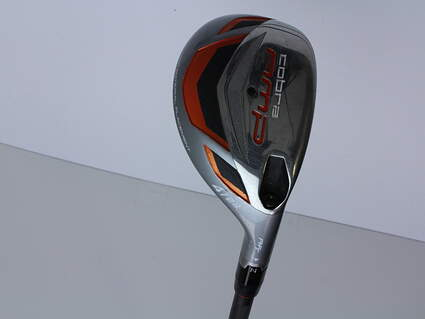 Cobra AMP Hybrid 4 Hybrid 22° Cobra Aldila RIP 70 Graphite Regular Right Handed 40.0in