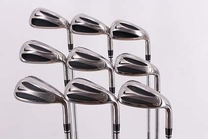 Nike Slingshot OSS Iron Set 4-PW GW SW True Temper Slingshot Steel Regular Right Handed 38.0in