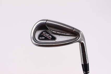 Adams Idea A2 Single Iron 9 Iron True Temper Player Lite Steel Regular Right Handed 36.0in