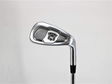 Callaway 2009 X Forged Single Iron 8 Iron Project X 6.0 Steel Stiff Right Handed 37.0in
