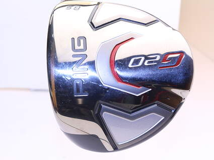 Ping G20 Driver 8.5° Ping TFC 169D Graphite Stiff Right Handed 45.5in