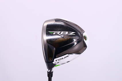 TaylorMade RocketBallz Tour Driver 10.5° Matrix Ozik XCON-6 Graphite Stiff Left Handed 45.75in