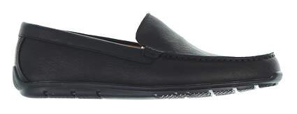 New Mens Golf Shoe Footjoy Country Club Casuals Medium 10.5 Black 79061 MSRP $170
