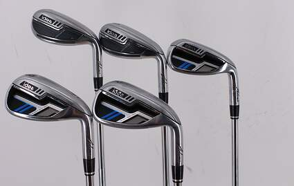 Adams 2014 Idea Iron Set 6-PW True Temper Dynalite 85 Steel Regular Right Handed 38.25in