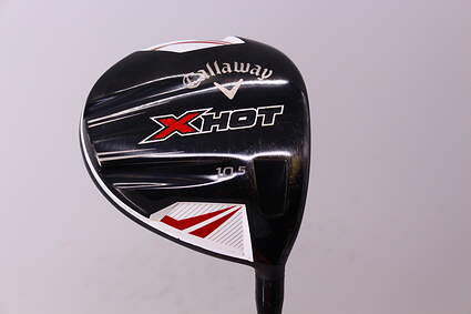Callaway 2013 X Hot Driver 10.5° Project X PXv Graphite Regular Right Handed 46.0in