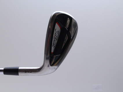 Titleist 714 AP1 Single Iron Pitching Wedge PW True Temper Dynamic Gold S400 Steel Stiff Right Handed 35.25in
