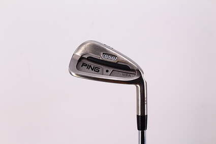 Ping S58 Single Iron 5 Iron True Temper Dynamic Gold S300 Steel Stiff Right Handed Black Dot 37.75in