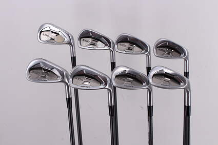 XXIO Forged Iron Set 5-PW GW SW Aldila RIP Tour 115 Graphite Stiff Right Handed 38.5in