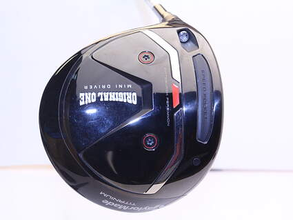 Mint TaylorMade Original One Mini Driver 11.5° MCA Diamana F Limited 55 Graphite Regular Left Handed 43.75in