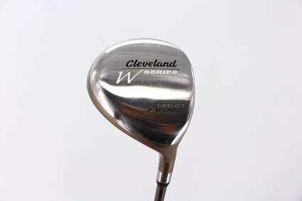 Cleveland Womens W Series Fairway Wood 7 Wood 7W Cleveland W Series Graphite Ladies Right Handed 41.5in