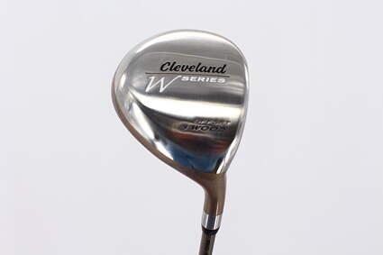 Mint Cleveland Womens W Series Fairway Wood 3 Wood 3W Cleveland W Series Graphite Ladies Right Handed 42.5in