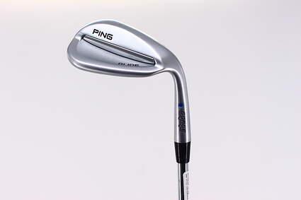 Ping Glide ES Sole Wedge Lob LW 58° Eye Sole True Temper XP 95 R300 Steel Regular Right Handed Blue Dot 35.0in