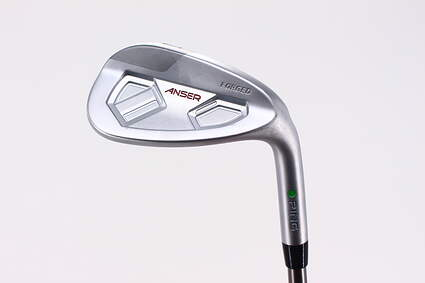 Ping Anser Forged Wedge Gap GW 52° Ping TFC 169I Graphite Regular Right Handed Green Dot 35.75in