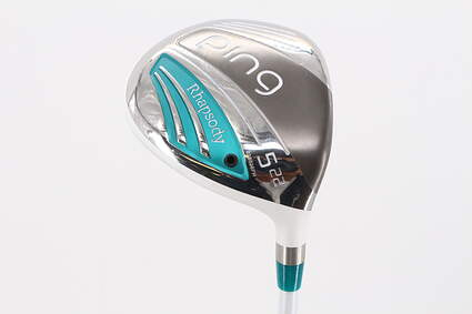 Ping 2015 Rhapsody Fairway Wood 5 Wood 5W 22° Ping ULT 220F Lite Graphite Ladies Right Handed 41.75in
