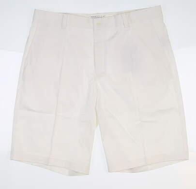 New Mens Nike Golf Shorts 35 White 639798 MSRP $68
