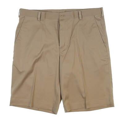 New Mens Nike Golf Shorts 35 Khaki 330239 MSRP $60