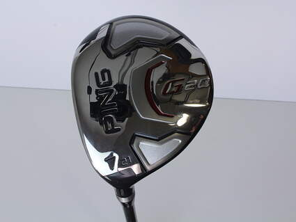 Ping G20 Fairway Wood 7 Wood 7W 21° Ping TFC 169F Graphite Regular Left Handed 41.5in
