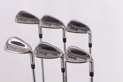 Ping S59 Tour Iron Set 5-PW Nippon 1150GH Tour Steel Regular Right Handed Black Dot 37.0in