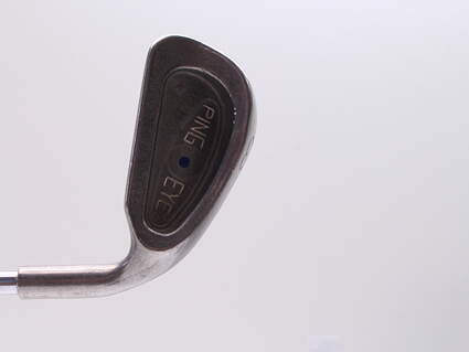 Ping Eye 2 + Single Iron 3 Iron Ping CFS Distance with Cushin Steel X-Stiff Right Handed Blue Dot 38.75in