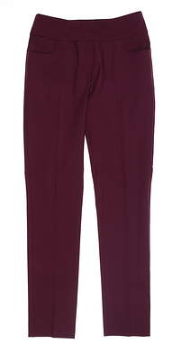 New Womens Ping Golf Pants 6 Grape Purple S93445 MSRP $70